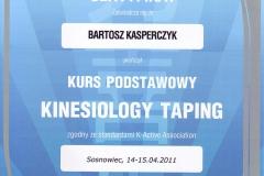 Kinesiology Taping