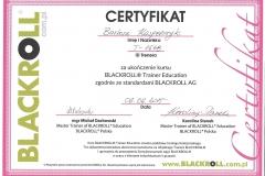 dyplom blackroll